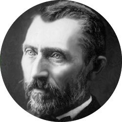 Famoso fallimento di Vincent Van Gogh