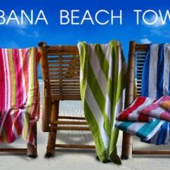 Chair Cover Velour Bedroom Navy Towelsoutlet.com - 30x62 Terry Beach Towels Cotton Cabana Stripe 11 Lbs Per Doz, 100% Cotton.