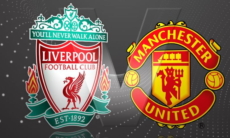 Image result for Liverpool with manchester united