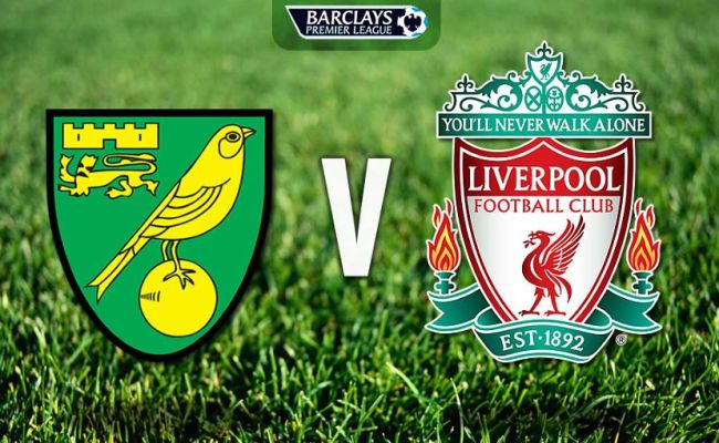 Norwich City V Liverpool Sold Out Liverpool Fc