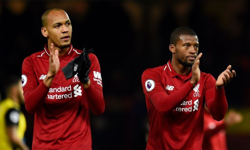 The inside track on Liverpool's midfield competition - Liverpool FC