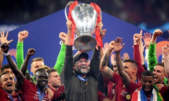Image result for liverpool champions league