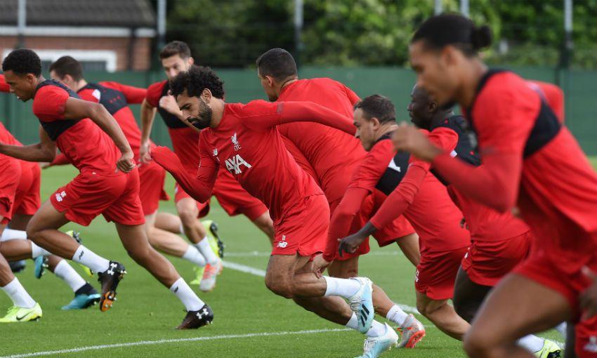 Liverpool v Norwich City: Team news - Liverpool FC