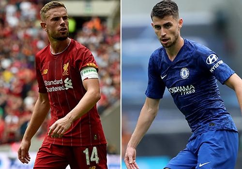 Liverpool vs chelsea Team news