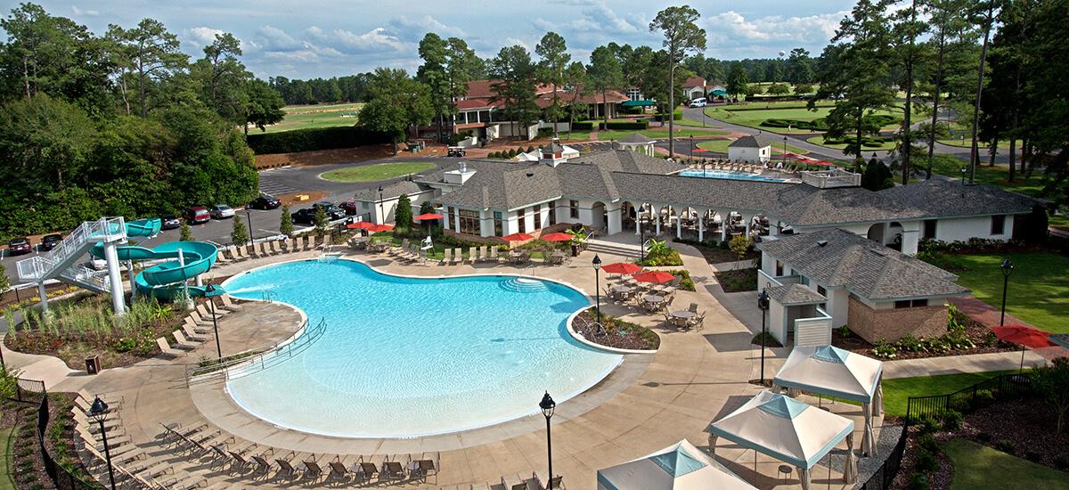 Pool Complex  Pinehurst Resort