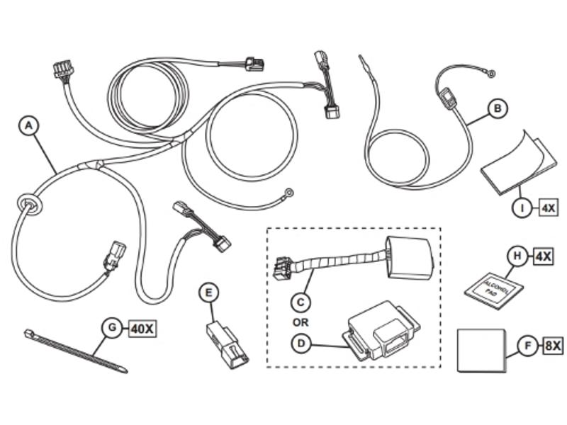 Genuine Jeep Renegade Parts & Accessories