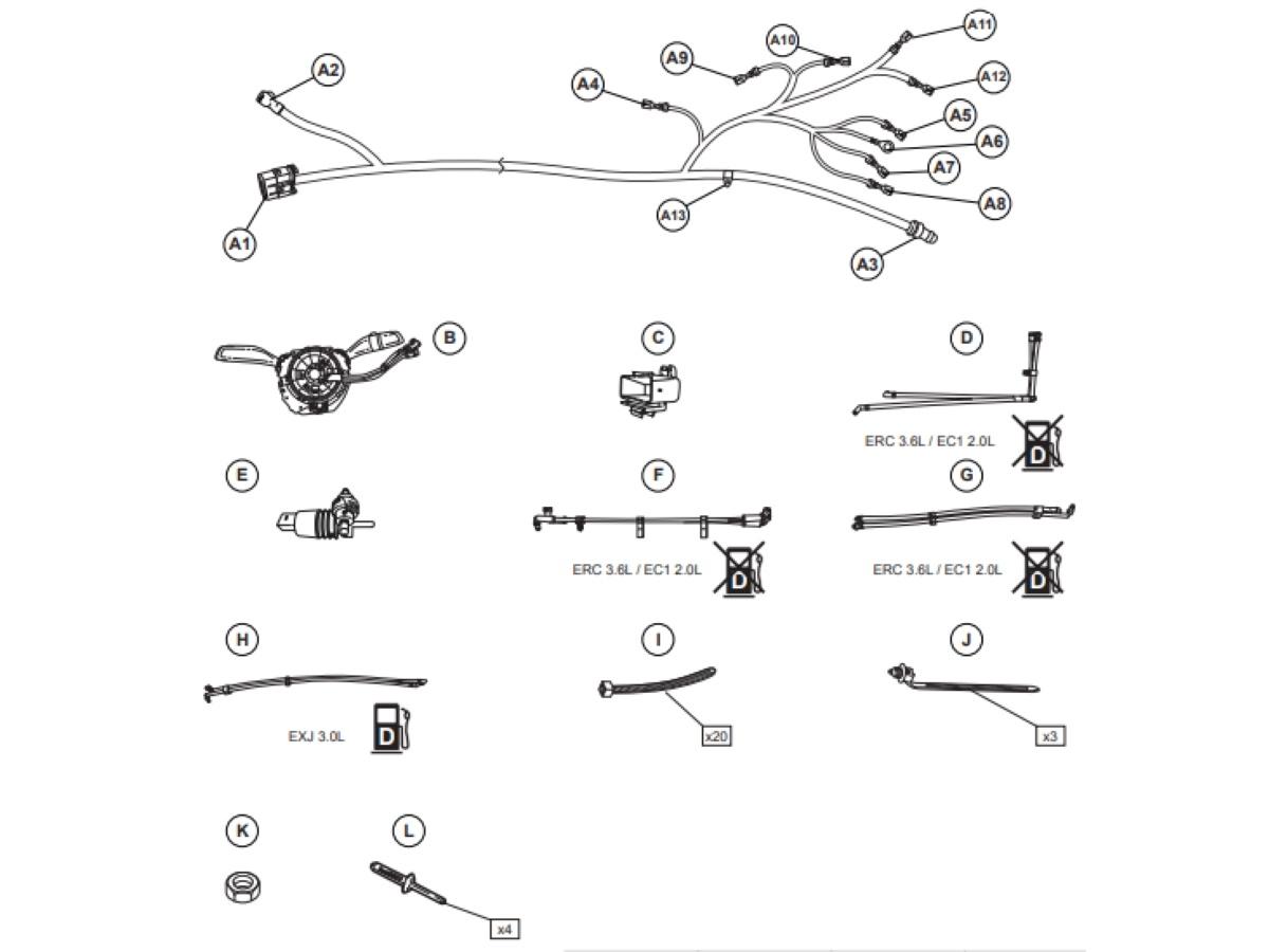 Genuine Jeep Wrangler JL Parts & Accessories