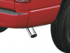 mopar exhaust tips genuine factory