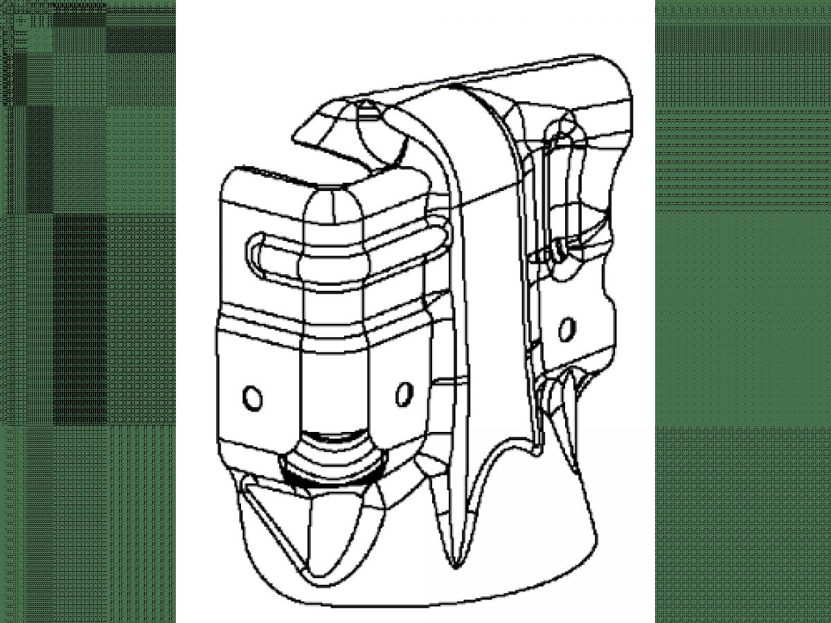 Genuine Mopar Oil Filter 2.4L Engine (Part No: 5047654ab)