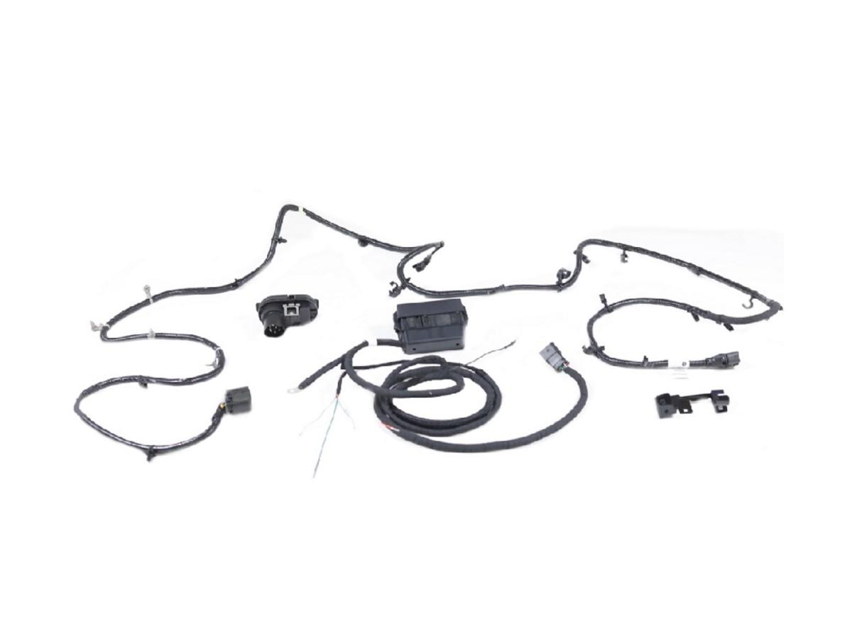 Genuine Mopar Trailer Tow Wiring Harness (Part No: 82214522AC)