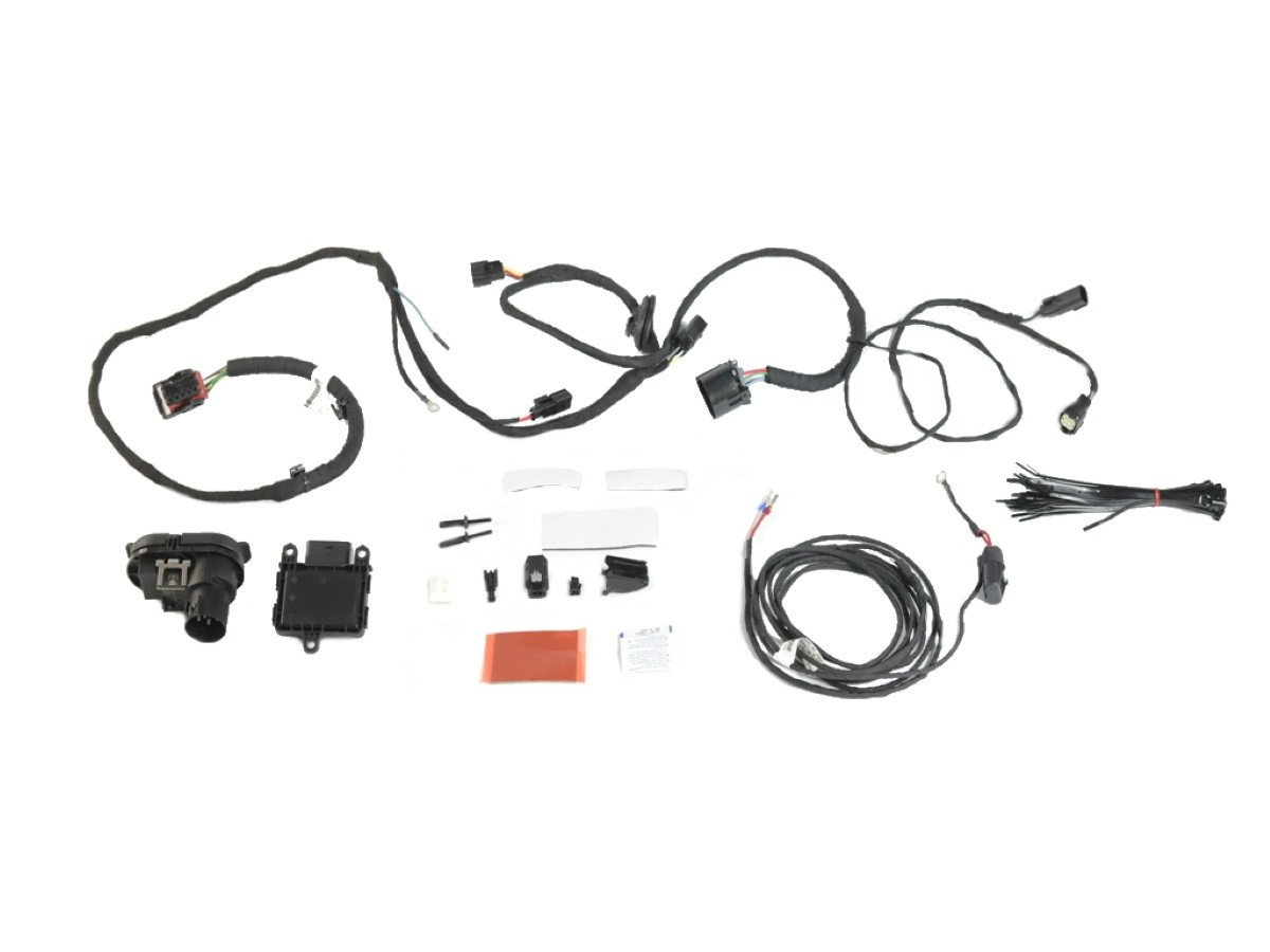 Genuine Mopar Trailer Wiring Harness (Part No: 82215686AB)