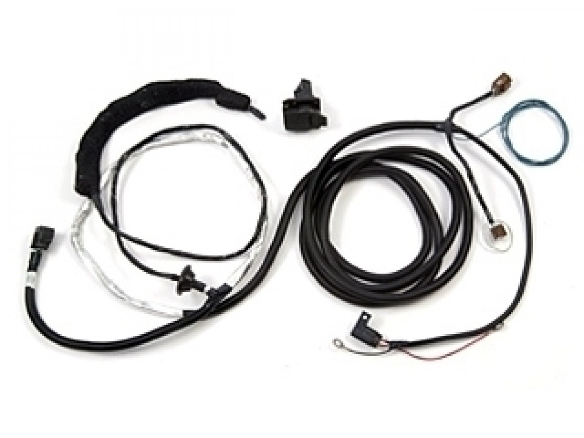 Genuine Mopar Trailer Tow Wiring Harness Kit (Part No