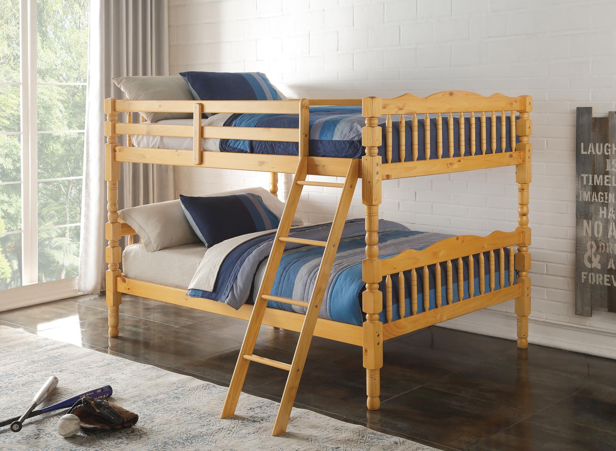 Homestead Full Full Convertible Bunk Bed