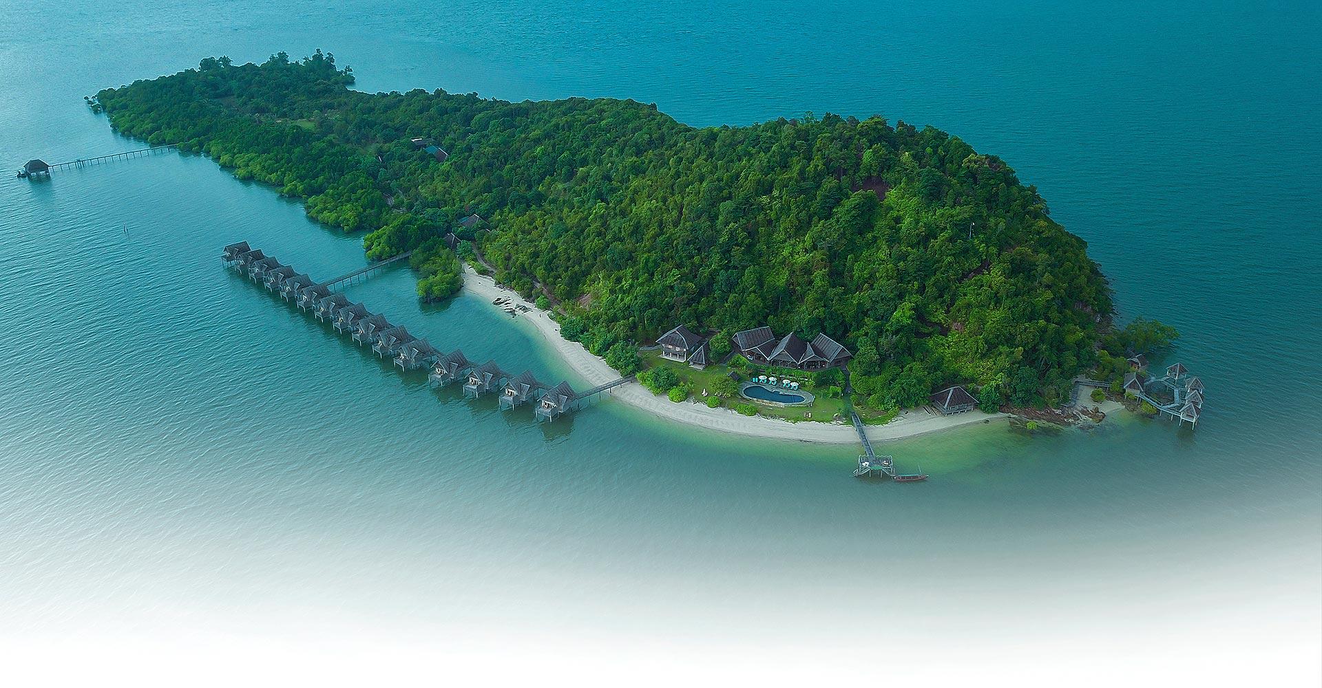 private island near singapore