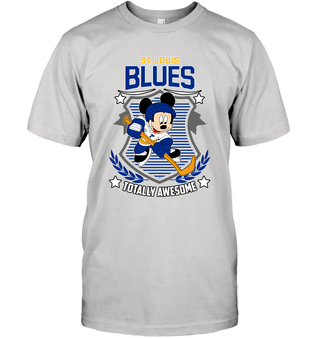 St.Louis Blues Totally Awesome Mickey T-Shirt