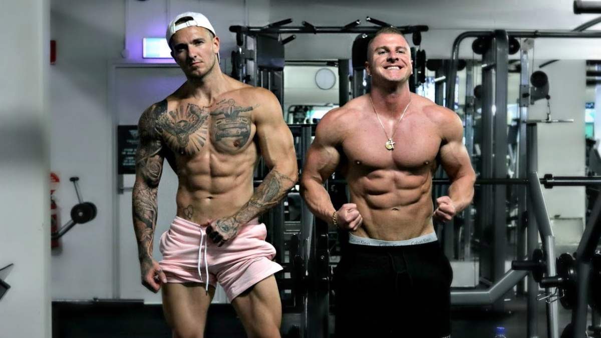 The Boys Are Back.. NZ Aesthetics Workout ft. Josef Rakich