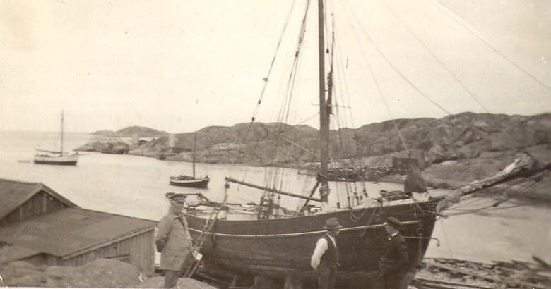 Skärhamns slip 1920-tal