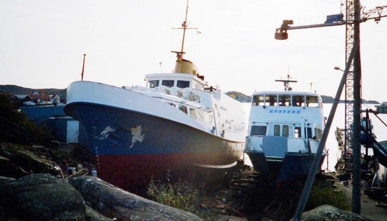 Skärhamns Slip 1987