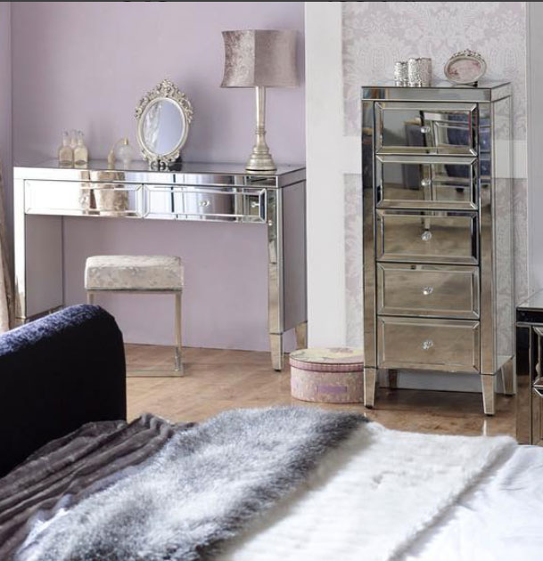 mirrored bedroom furniture from 159
