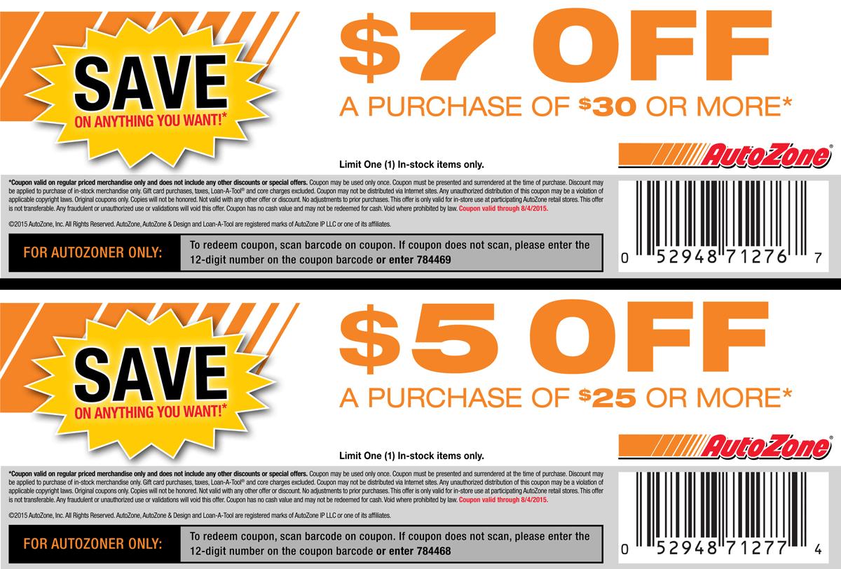 50% Off Advance Auto Parts Coupons, Promo Codes & Deals ...