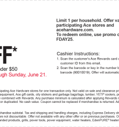 ace hardware coupon july 2019 25 off a single item today at ace hardware  [ 2250 x 1125 Pixel ]