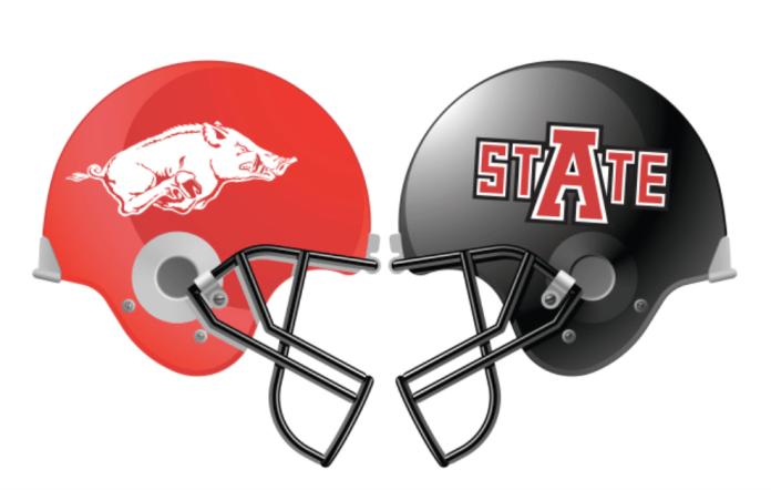 Arkansas vs Arkansas State