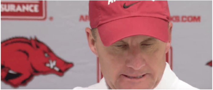 Arkansas Early Signing Period