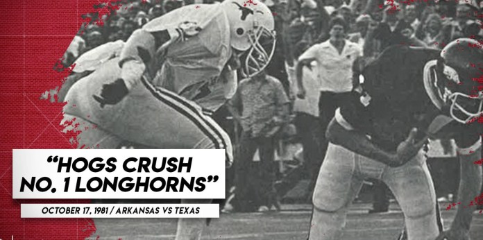 Arkansas vs Texas