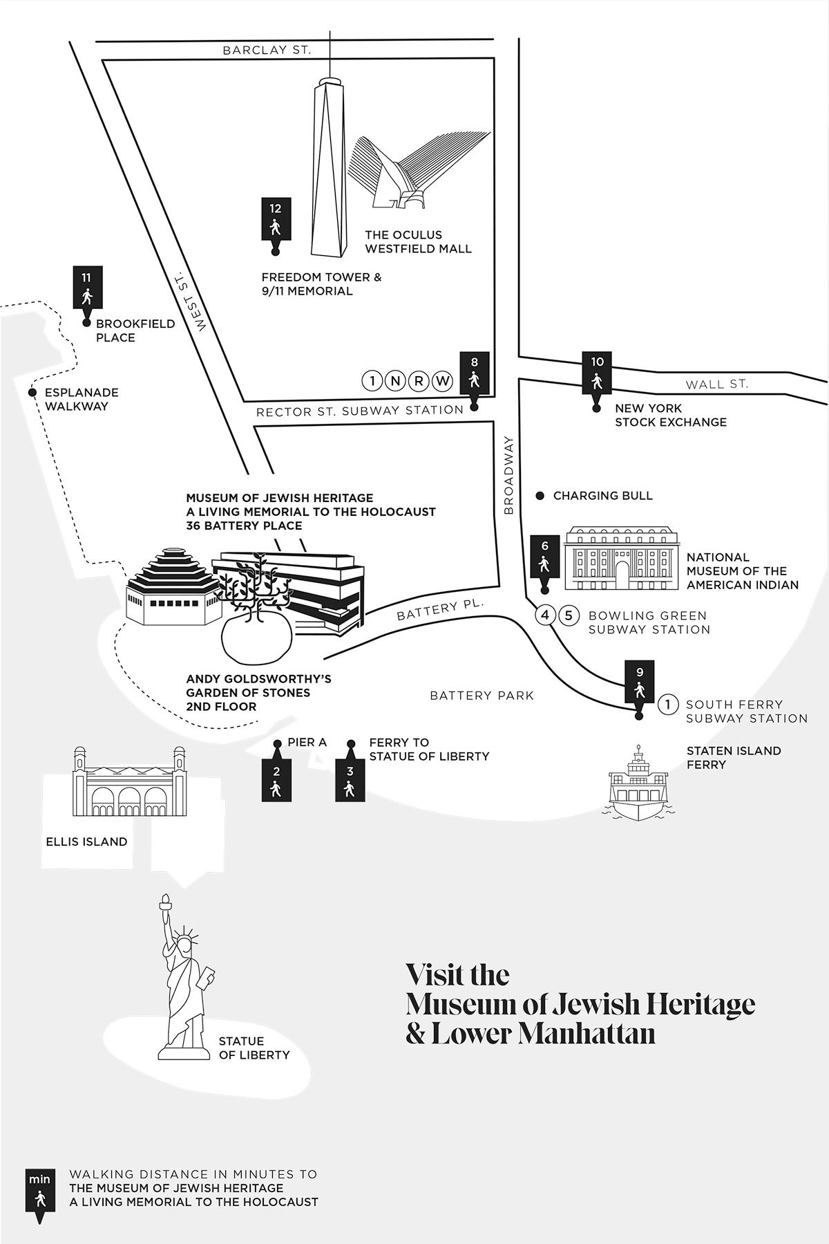 Location Amp Directions Museum Of Jewish Heritage
