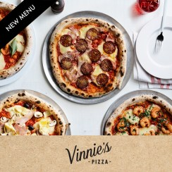 NEW: Vinnie's at Home
