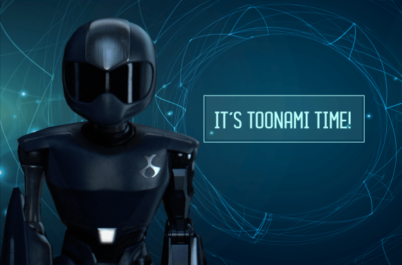 It's Toonami Time!