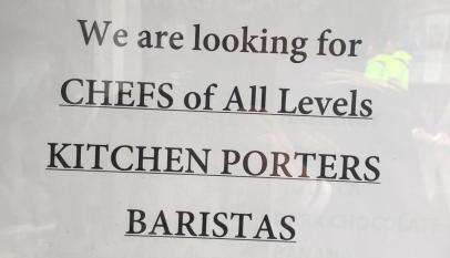 Barista Kitchen Porter Deli Staff Wanted Simply Good Food