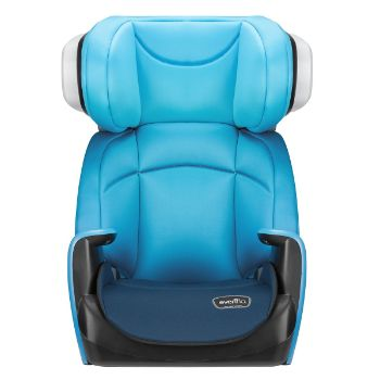 Evenflo Spectrum 2-in-1 Booster Car Seat Review
