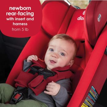 Diono Radian 3RXT Latch All-in-One Convertible Car Seat, Review