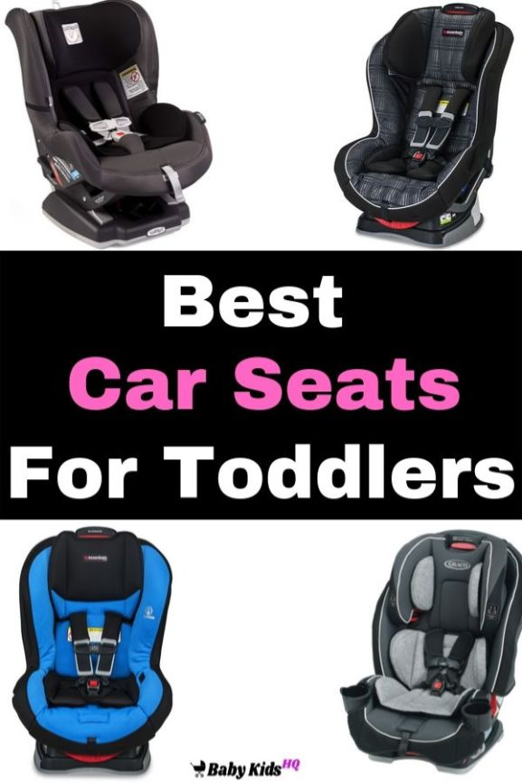 Best Car Seats For Toddlers Review And Buyer's Guide 1