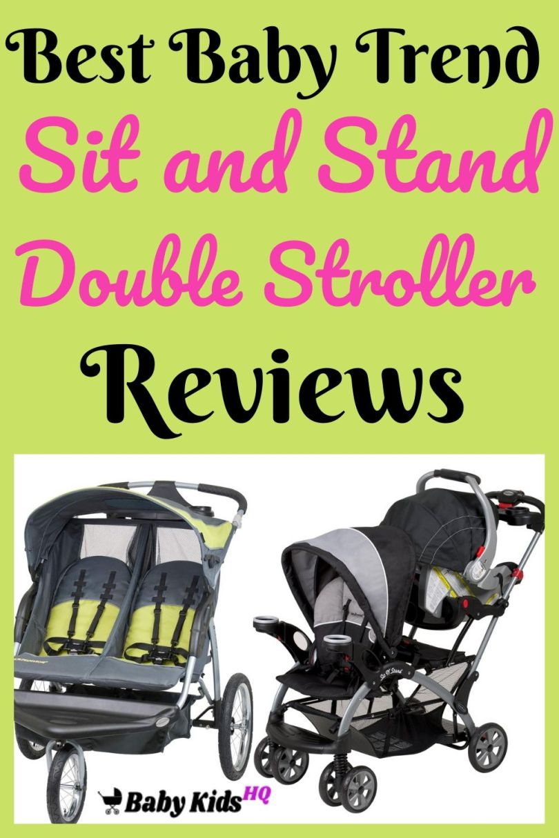 Best Baby Trend Sit and Stand Double Stroller Reviews