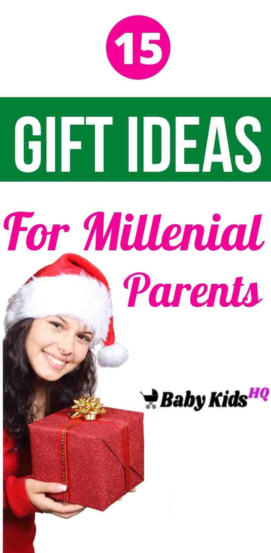 15 Gift Ideas For Millennial Parents 2