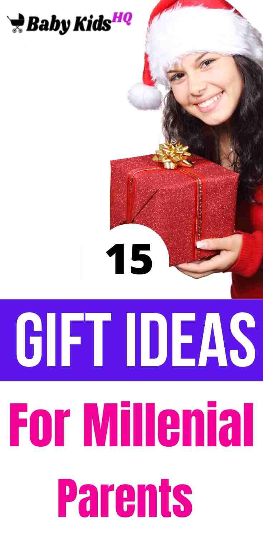 15 Gift Ideas For Millennial Parents 4