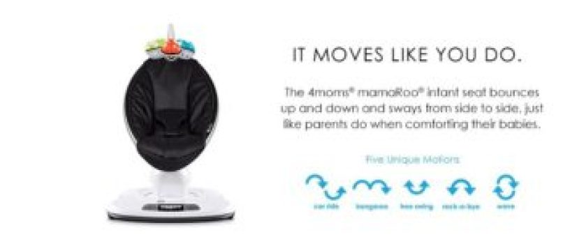 4moms Mamaroo Bouncer Movement