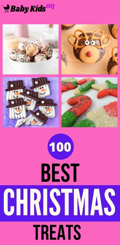 100 Best Christmas Treats 12