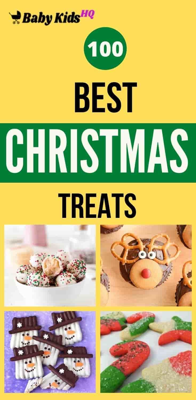 100 Best Christmas Treats 11