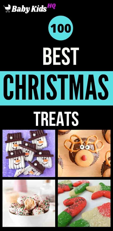 100 Best Christmas Treats 9