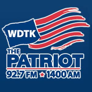 WDTK - The Patriot 1400 AM radio stream - Listen online for free