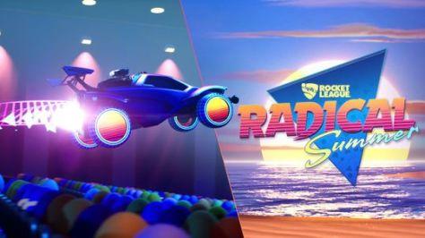 Resultado de imagen para PSYONIX ANNOUNCES RADICAL SUMMER TELEVISION CONTENT FOR ROCKET LEAGUE®