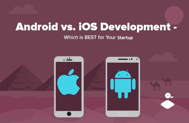 Android Vs iOS App Development: Why App Startups Build iOS App First?