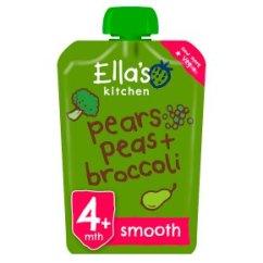 Ellas Kitchen Baby Food Runner Rug Ella S Organic Broccoli Pears And Peas Waitrose