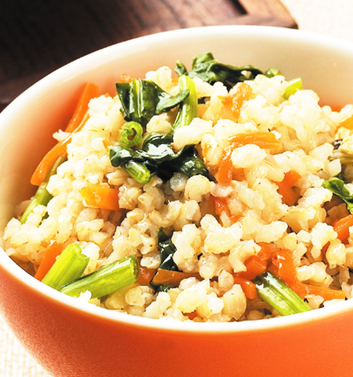 【食譜】菠菜發芽米飯:www.ytower.com.tw