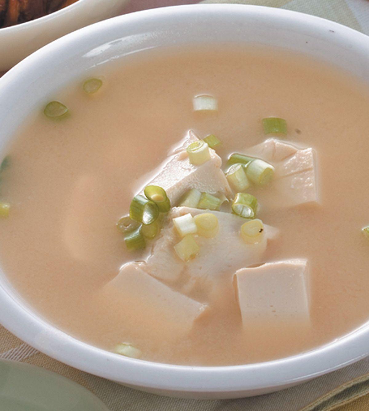 【食譜】味噌豆腐湯:www.ytower.com.tw