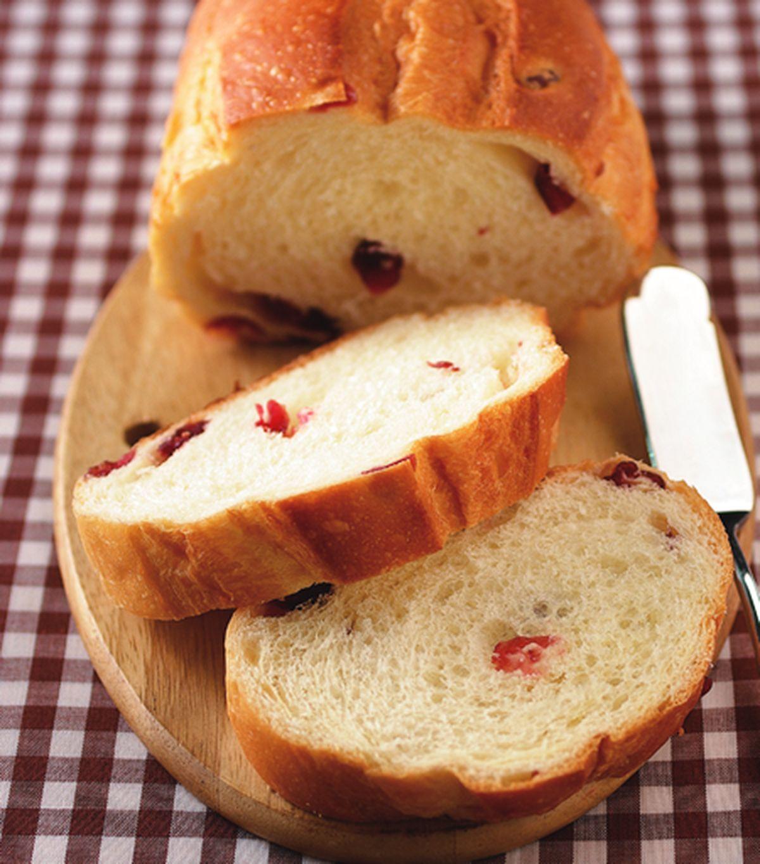 【食譜】蔓越哈斯麵包:www.ytower.com.tw