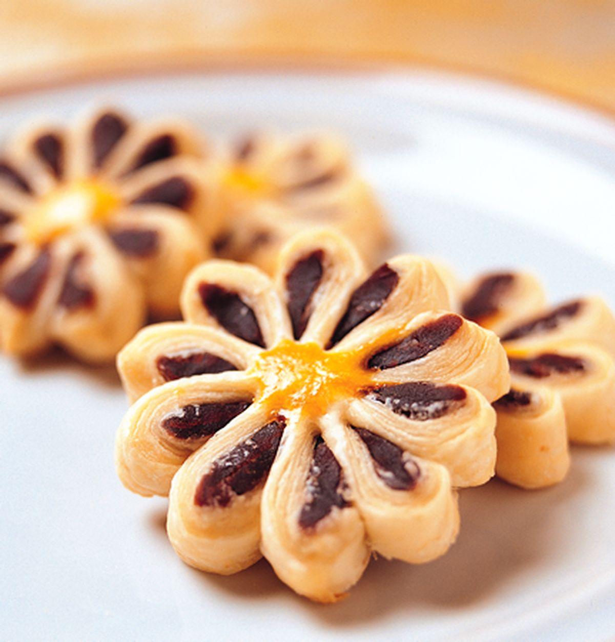 【食譜】菊花酥餅(1):www.ytower.com.tw